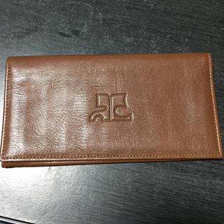 クレージュ(Courreges)のCourreges 長財布(財布)