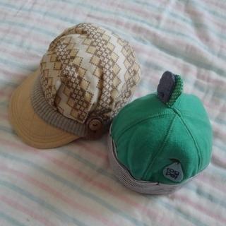 ラグマート(RAG MART)のラグペット 帽子2個セット(帽子)