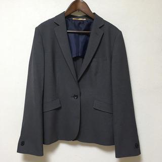 オリヒカ(ORIHICA)の11号 パンツスーツ(グレー)(スーツ)