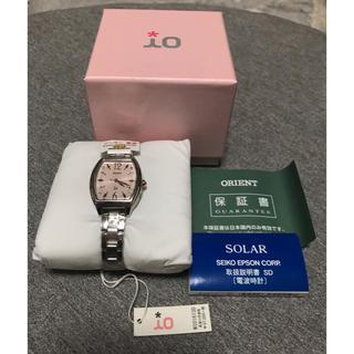 オリエント(ORIENT)のオリエント 時計 レディース(腕時計)