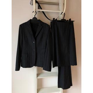 セオリー(theory)のtheory セオリー ピンストライプジャケット パンツ スカートセット スーツ(セット/コーデ)