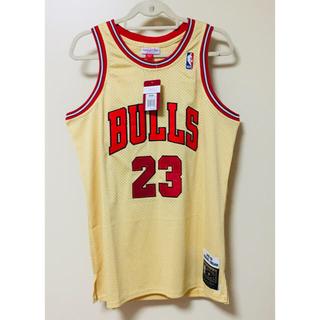 ミッチェルアンドネス(MITCHELL & NESS)のmitchell&ness NBA タンクトップ BULLS 23 JORDAN(タンクトップ)