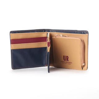 アーバンリサーチ(URBAN RESEARCH)のURBAN RESEARCH 二つ折り財布(折り財布)