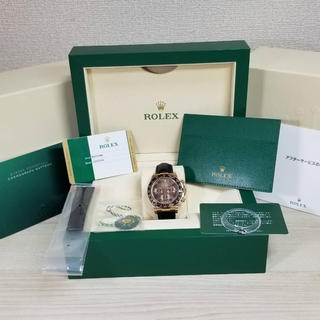 ロレックス(ROLEX)のROLEX ロレックス 116515LN デイトナ ローズゴールド 廃盤 ①(腕時計(アナログ))