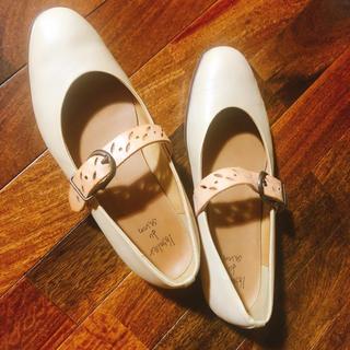 アトリエドゥサボン(l'atelier du savon)の値下げ!アトリエドゥサボン 牛革 新品未使用 靴(ローファー/革靴)