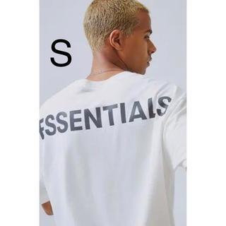 フィアオブゴッド(FEAR OF GOD)のS Fear Of God Essentials Boxy T-Shirt 白(Tシャツ/カットソー(半袖/袖なし))