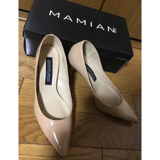マミアン(MAMIAN)のMAMIAN(マミアン)レッドソールパンプス★22.5㎝(ハイヒール/パンプス)