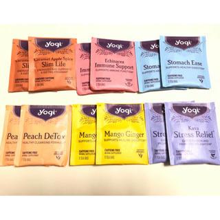 yogi tea ヨギティー  6種12包(茶)