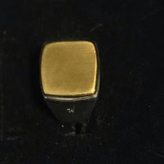 マルタンマルジェラ(Maison Martin Margiela)のstadium57さま専用 tomwood トムウッド サイズ16 美品(リング(指輪))