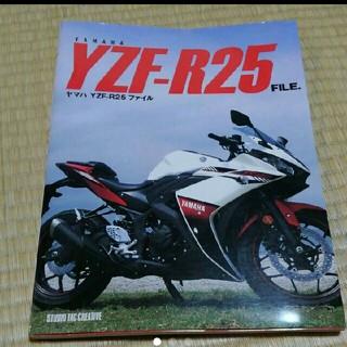 ヤマハYZF-R25ファイル = YAMAHA YZF-R25 FILE