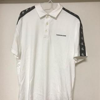 Calvin Klein - [大幅値下げ!!]カルバンクライン ポロシャツ 人気デザイン!