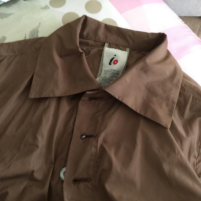 H.P.FRANCE(アッシュペーフランス)のH P FRANCE. トレンチ レディースのジャケット/アウター(トレンチコート)の商品写真