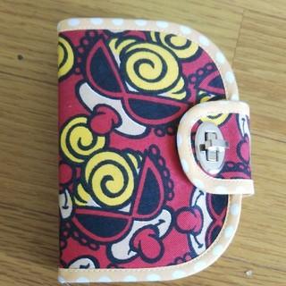 ヒステリックミニ(HYSTERIC MINI)のミニちゃんカードケース新品未使用‼️ラスト‼️(名刺入れ/定期入れ)