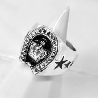 ジャスティンデイビス(Justin Davis)のJustin Davis ジャスティンデイビス ラックスターリング リング 指輪(リング(指輪))