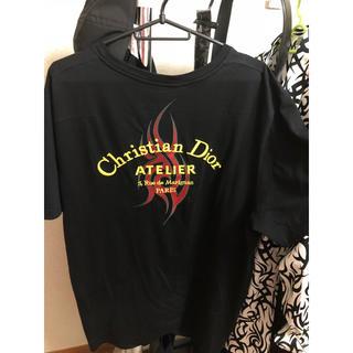 ディオールオム(DIOR HOMME)のdior homme アトリエ トライバル柄 atelier tribal(Tシャツ/カットソー(半袖/袖なし))