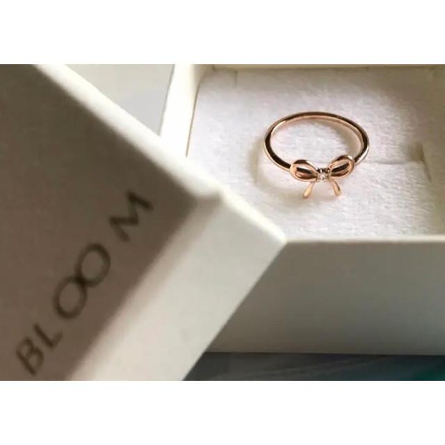 BLOOM(ブルーム)のBLOOM ピンキーリング 5号 レディースのアクセサリー(リング(指輪))の商品写真