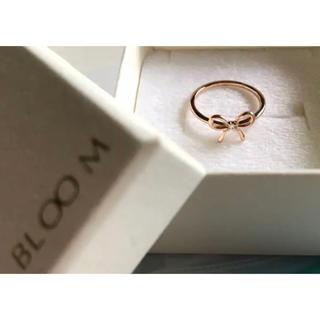 ブルーム(BLOOM)のBLOOM ピンキーリング 5号(リング(指輪))