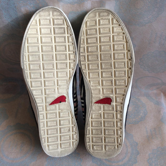 Indian(インディアン)のインディアン  スリッポン  27.0cm  メンズの靴/シューズ(スニーカー)の商品写真