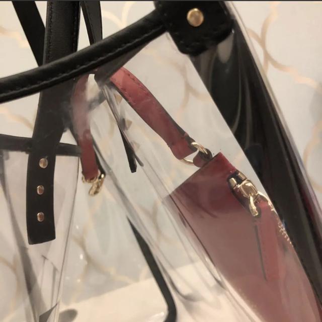 valentino garavani(ヴァレンティノガラヴァーニ)の★大幅お値下げ★ヴァレンティノ プレキシ スモールバッグ レディースのバッグ(トートバッグ)の商品写真