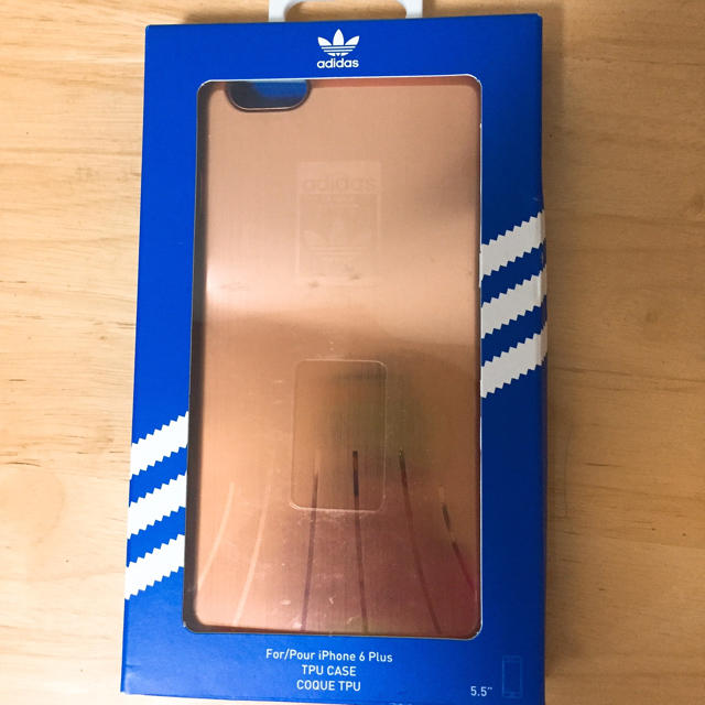 adidas - iPhoneケース adidas iPhone6plusの通販