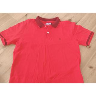 プチバトー(PETIT BATEAU)のポロシャツ メンズ プチバトー(ポロシャツ)