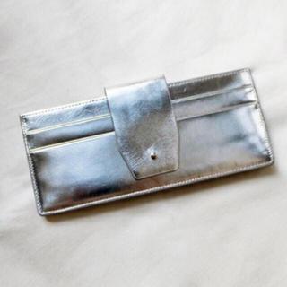 トゥデイフル(TODAYFUL)のTODAYFUL メタリックカードケース 財布 コインケース  カードケース(財布)