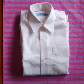 ワイシャツ 長袖  130 白(ブラウス)