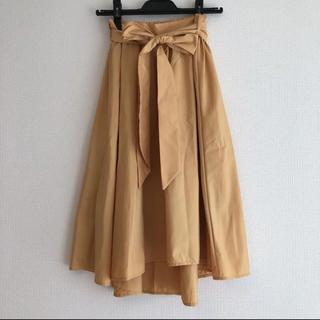 トッコ(tocco)のtocco closet ロングスカート(ひざ丈スカート)