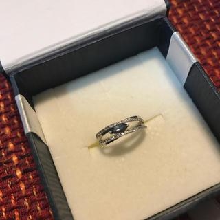 pt900 ダイヤモンドリング サイズ8〜9号(リング(指輪))