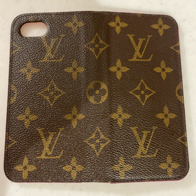 LOUIS VUITTON - LOUIS VUITTON  iPhone 手帳ケース の通販