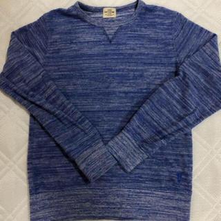 コーエン(coen)のCOEN 長袖 左下にワンポイントCOENクマのマークあり(Tシャツ/カットソー(七分/長袖))