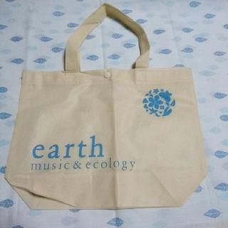 アースミュージックアンドエコロジー(earth music & ecology)のアースミュージック&エコロジー ショップ袋(ショップ袋)