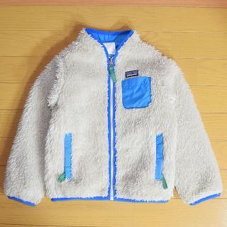 パタゴニア(patagonia)のパタゴニア ベビー 5T レトロX フリース ジャケット 5歳(ジャケット/コート)