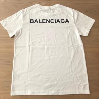 バレンシアガ(Balenciaga)の新品 バレンシアガ Tシャツ  ノベルティ(Tシャツ(半袖/袖なし))