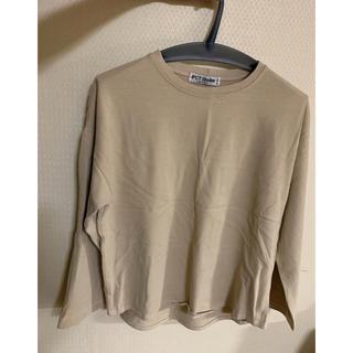 アクネ(ACNE)の韓国 七分袖tシャツ(Tシャツ/カットソー(七分/長袖))