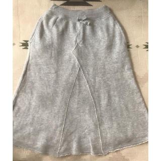 ジーユー(GU)のGU フレアスカート 110(スカート)