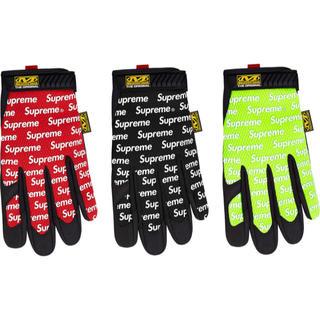 シュプリーム(Supreme)のSupreme Mechanix Wear Work Gloves 17SS M(手袋)