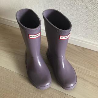 ハンター(HUNTER)のHUNTER 長靴 ハンター レインブーツ UK10(長靴/レインシューズ)