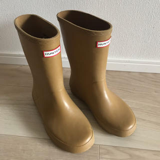 ハンター(HUNTER)のHUNTER 長靴 ハンター レインブーツ UK12(長靴/レインシューズ)