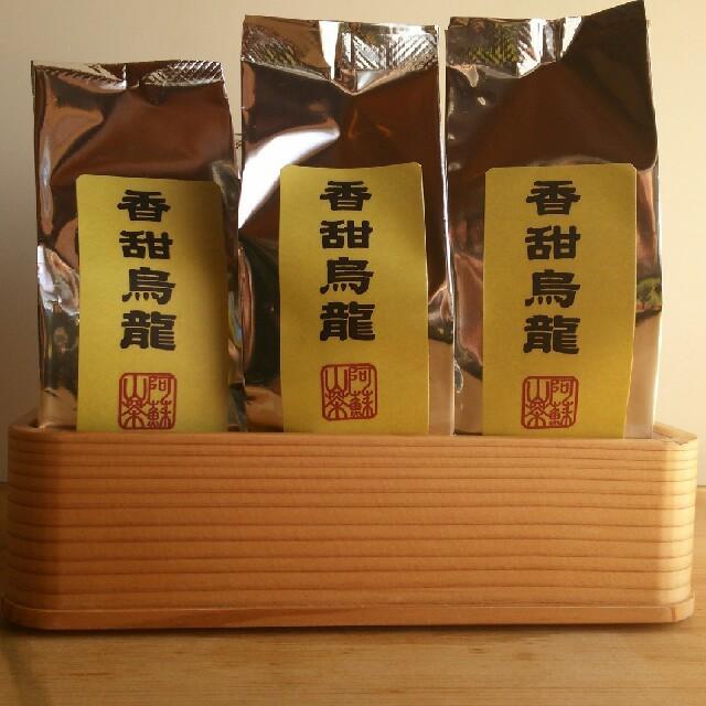 阿蘇山茶 香甜烏龍 ウーロン茶 2袋セット 食品/飲料/酒の飲料(茶)の商品写真