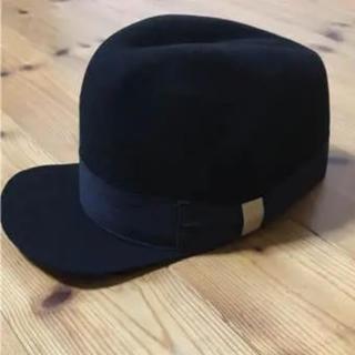 ドゥーズィエムクラス(DEUXIEME CLASSE)のドゥズィエムクラス 帽子(キャップ)