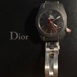 ディオールオム(DIOR HOMME)のディオールオム シフルルージュ ブラックタイム A06 オーバーホール済み(腕時計(アナログ))