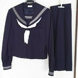 ELLE - セーラー服上下 中学生 標準 USED
