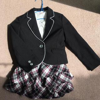 シャーリーテンプル(Shirley Temple)の【120】女の子 フォーマル 卒園式 入学式(ドレス/フォーマル)