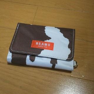 ビームス(BEAMS)の新品 BEAMS ウォレット(折り財布)