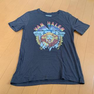 ジーユー(GU)のプリントTシャツ(Tシャツ(半袖/袖なし))