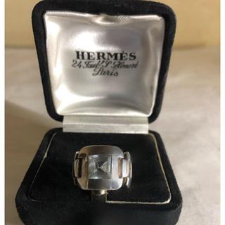 エルメス(Hermes)のHERMES リング 美品(リング(指輪))