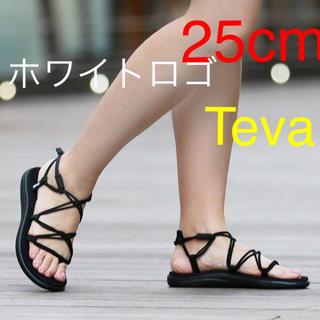 テバ(Teva)の新品 白ロゴ 25cm Teva VOYA INFINITY ボヤインフィニティ(サンダル)