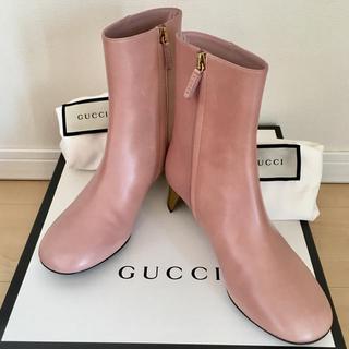グッチ(Gucci)のGUCCI ブーツ 未使用(ブーツ)