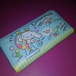 サンリオ(サンリオ)の最終価格!新品シナモンロール長財布(財布)